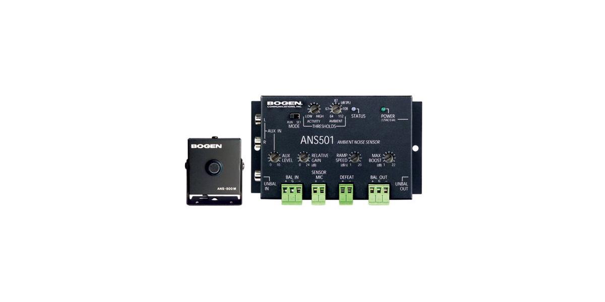 Ambient Noise Sensor